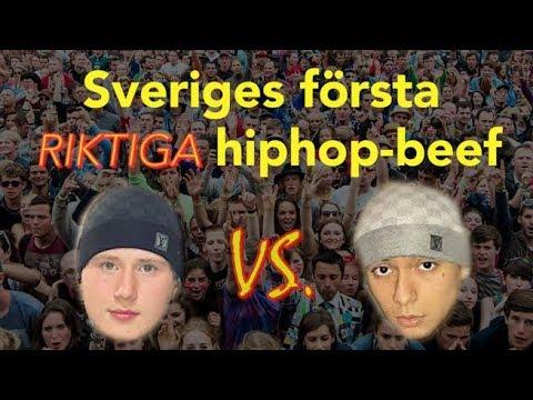 Einár vs. MPL: Sveriges första riktiga hiphop-beef