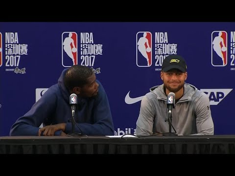 Kevin Durant's Funny Press Conference Interviews Compiliaton!