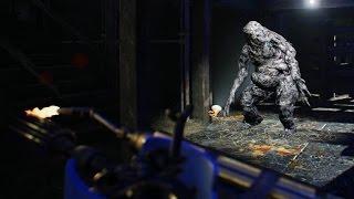 Resident Evil 7: Fat Molded Boss Fight (2nd Encounter) (1080p 60fps)
