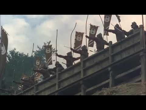 Siege of Shoda Castle (1556) - Shoda Sadakata vs  Uesugi Kenshin
