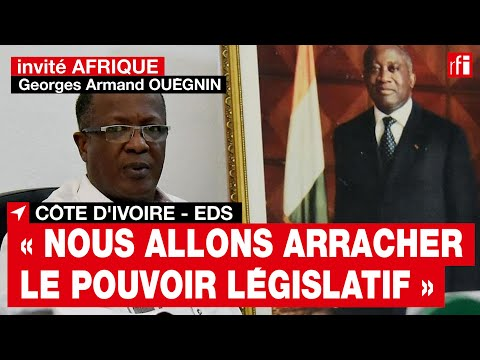 Côte d'Ivoire - Georges Armand Ouégnin : « Nous allons arracher le pouvoir législatif »