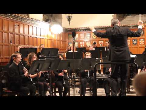 Star Trek themes. Performed by The Hart House Symphonic Band
