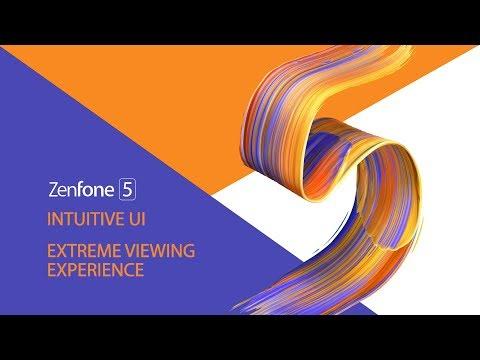 Tutorial: Intuitive UI - ZenFone 5 | ASUS