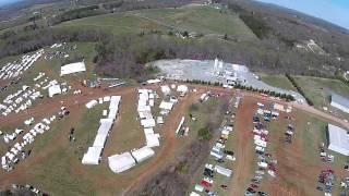 Appomattox reinactmanet 2015 flyover