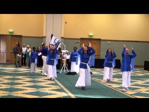 Song of Ezekiel by Paul Wilbur - Messianic Dance