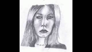 Avril lavigne pencil drawing