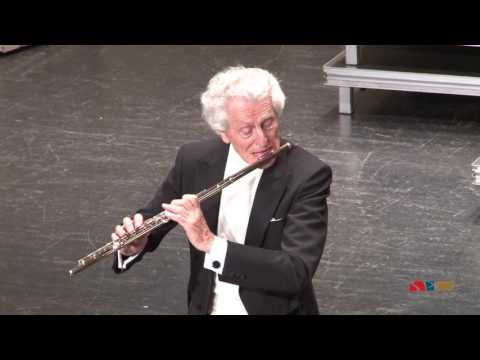 Philippe Gaubert:Madrigal for flute and piano