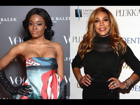 FINISH HER! AZEALIA BANKS WANTS WENDY WILLIAMS TO CROAK ON AIR