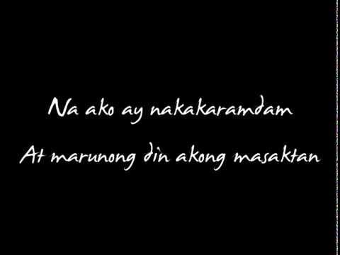 Morisette Amon - Tulad Ko (Felina OST) with lyrics on screen