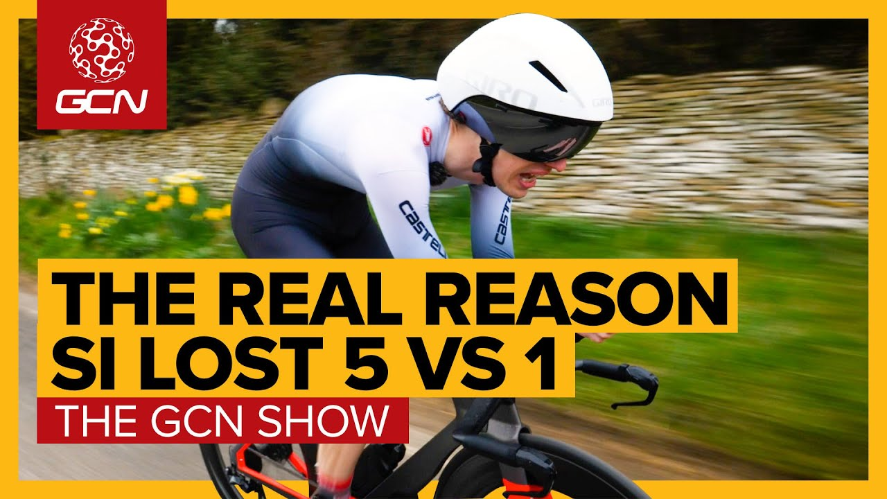 Download What's Si's Excuse? The Real Reason He Got Beaten By 5 Roadies | The GCN Show Ep. 429