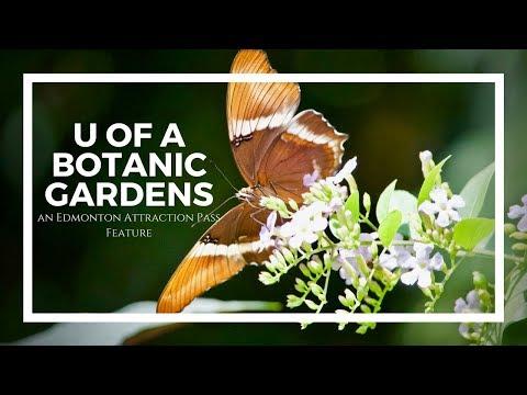 University of Alberta Botanic Gardens