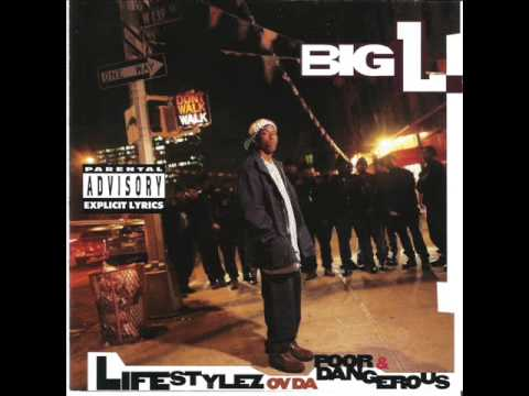 05. Big L - All Black ( Lifestylez Ov Da Poor & Dangerous )