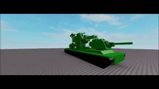KV-6 v2.0! (Roblox)