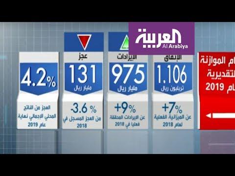أرقام إيرادات الميزانية السعودية  - نشر قبل 22 دقيقة