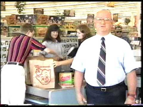Piggly Wiggly | Television Commercial | 1999 | Northern Alabama Area
