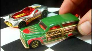 Off The Pegs: Holiday Hot Rods 3-pack