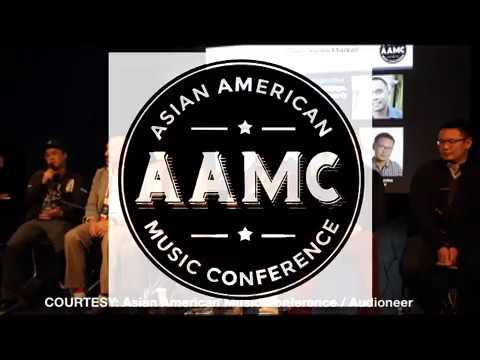 Asian American Music Conference seeks to turn up the volume on representation in the industry
