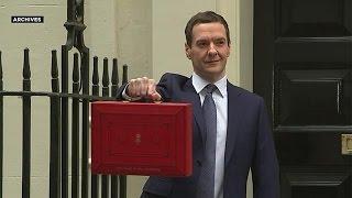 Великобритания  бывший министр финансов подался в журналистику