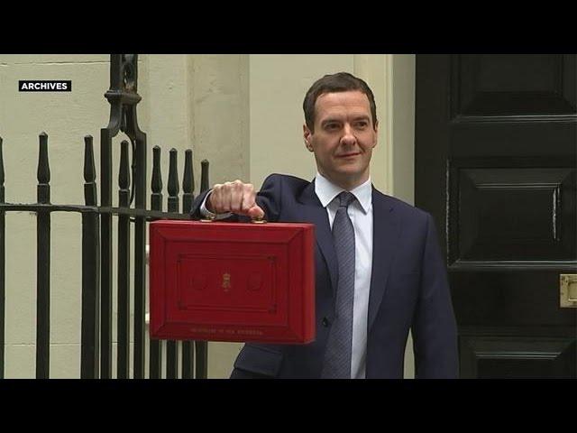 Великобритания: бывший министр финансов подался в журналистику