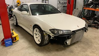homepage tile video photo for WHY I HAVE TO SELL THE S15 SILVIA!!