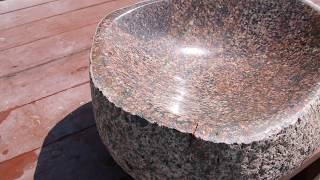 How to make a Stone Pet Bowl
