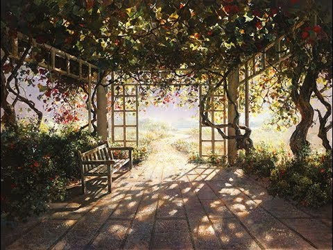 ''The Garden'' by Akiane