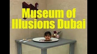 MUSEUM of ILLUSIONS Dubai - Al Seef
