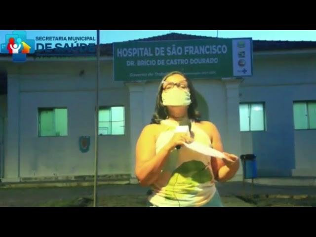 COM HOSPITAIS LOTADO, CIDADE DE SÃO FRANCISCO ATINGE NÍVEIS CRÍTICOS NA SAÚDE