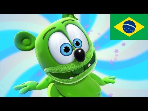 """Nuki Nuki HD"" - Long Brazilian Version - Gummibär The Gummy Bear"