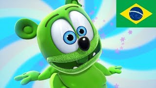 """Nuki Nuki HD"" - Long Brazilian Version - Gummibär The Gummy Bear"