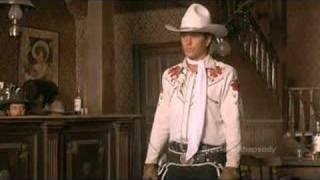 Tom Berenger clip from Rustler s Rhapsody.