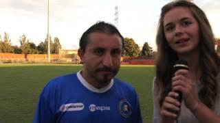 SpeziaTv con Il mimo Simone Barbato