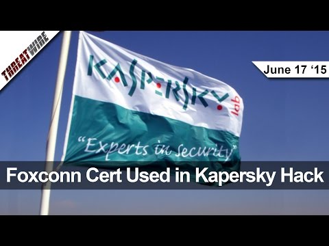 Digital Certificates Used in Kaspersky Hack, LastPass Breached, & Cardinals Hack Astros