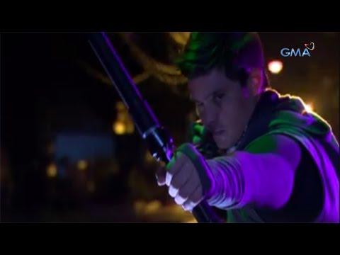 Alyas Robin Hood: May bagong alyas ang katarungan.