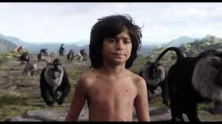 Le Livre de la Jungle  - bande annonce #2 (Idris Elba, Scarlett Johansson - 2016) Disney