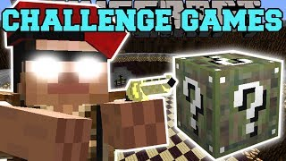 �������� ���� Minecraft: DICTATOR DAVE CHALLENGE GAMES - Lucky Block Mod - Modded Mini-Game ������