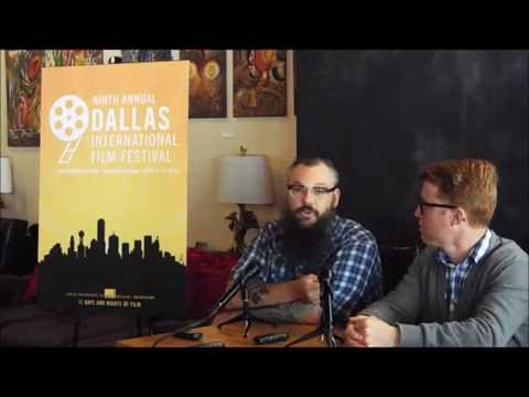 Dallas Film Festival 2015 - Interview with James Johnston & Red Sanders about Melville