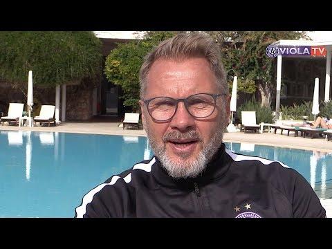 Thorsten Fink: Das große Trainingslager-Interview