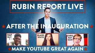 LIVE! After The Inauguration of Donald Trump