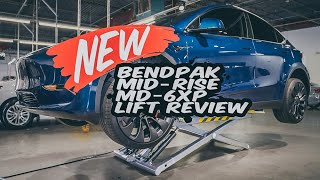 BendPak MD-6XP Mid-Rise Lift Review
