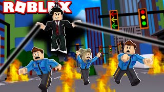 LOKIS IN MAD CITY VILLAIN TRAINING ( VILLE ROBLOX-Mad