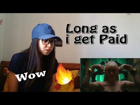 AGNEZ MO - Long As I Get Paid MV _ REACTION