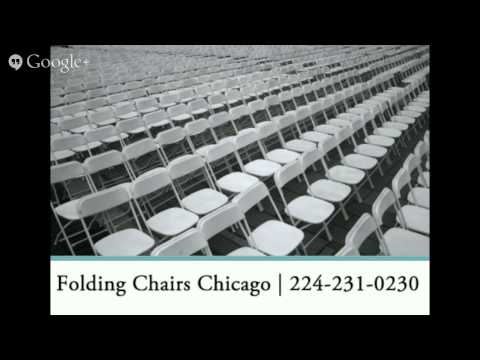 Folding Chairs Chicago, IL | 224-231-0230