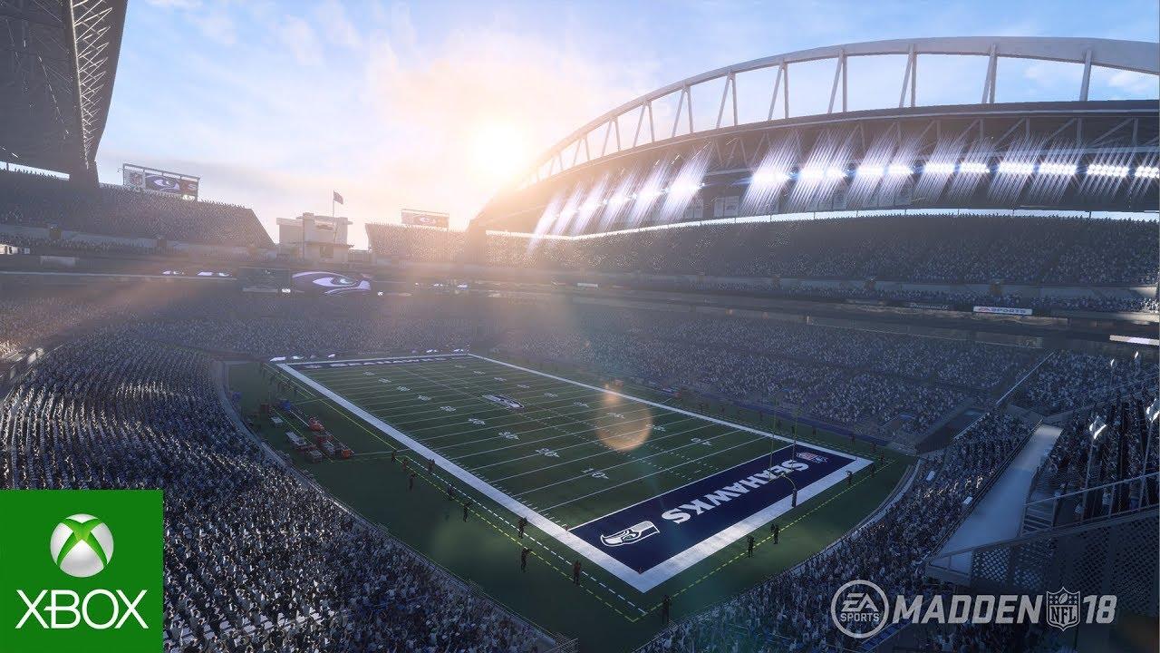 Madden NFL 18: Xbox One X Enhanced  YouTube