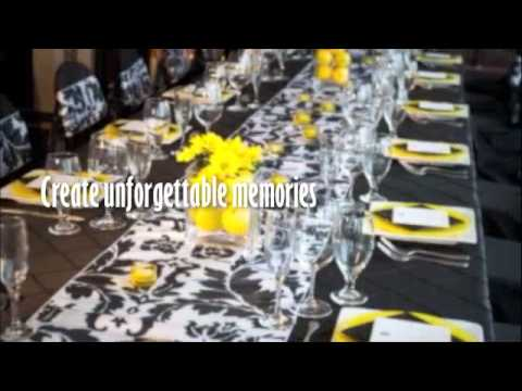 Columbia Catering Video Nov 2009