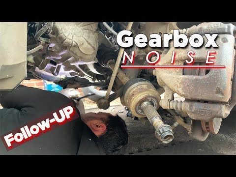Toyota Auris Gearbox Replacement | Follow-up
