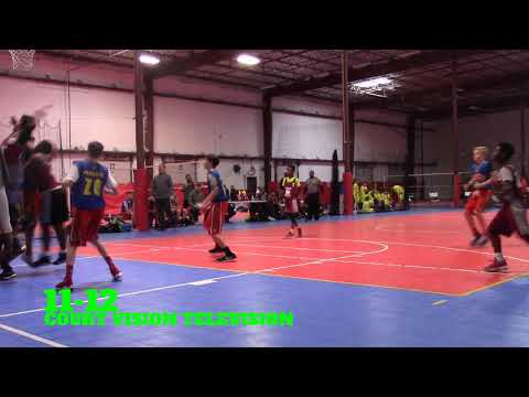 MARYLAND POWER - GAME 2 ( EAST COAST HOOPERS)