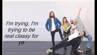 DNCE - Naked (lyrics)
