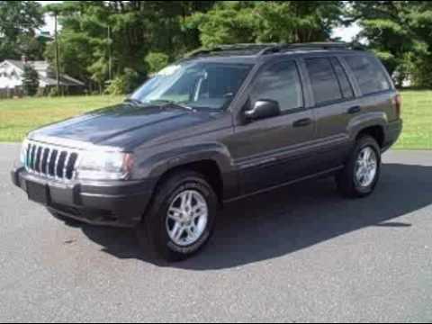 Captivating 2003 Jeep Grand Cherokee Laredo 4X4
