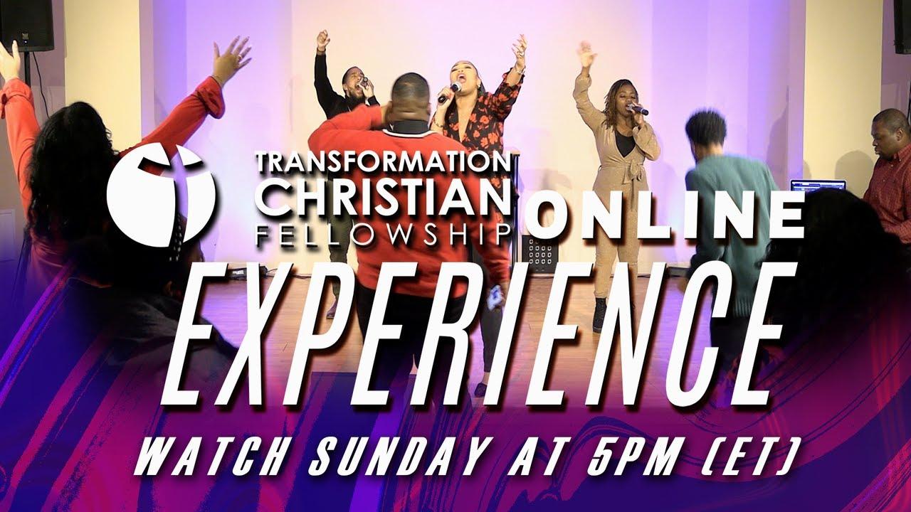 🆕Church Online | Transformation Christian Fellowship | Pastor Brandon Hill (NOV 29, 2020)